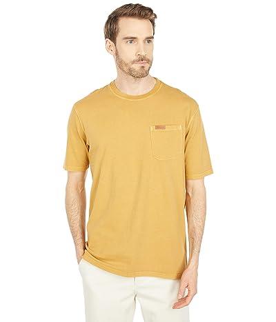 Pendleton Deschutes Pocket Tee (Mustard) Men