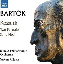 Kossuth Two Portraits
