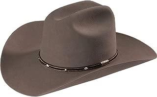 Men's Angus 6X Fur Felt Cowboy Hat - Sfangs-754049 Granite Grey