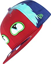 New Era Bue The Warrior Face Fun Artist Series 59Fifty Fitted Cap Hat