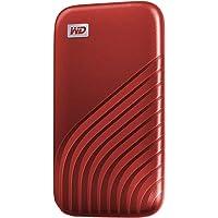 Western Digital My Passport 1TB USB 3.0 / USB 3.2 Gen 2 Type-C Portable External Solid State Drive (WDBAGF0010BRD-WESN)