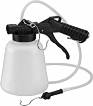 ARES 70923-1-Liter Vacuum Brake Fluid Bleeder - Hanging Hook and Locking Trigger Allows for Hands Free Operation