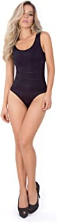 Perfect Shapers Tank Top Bodysuit Thong Style Shapewear