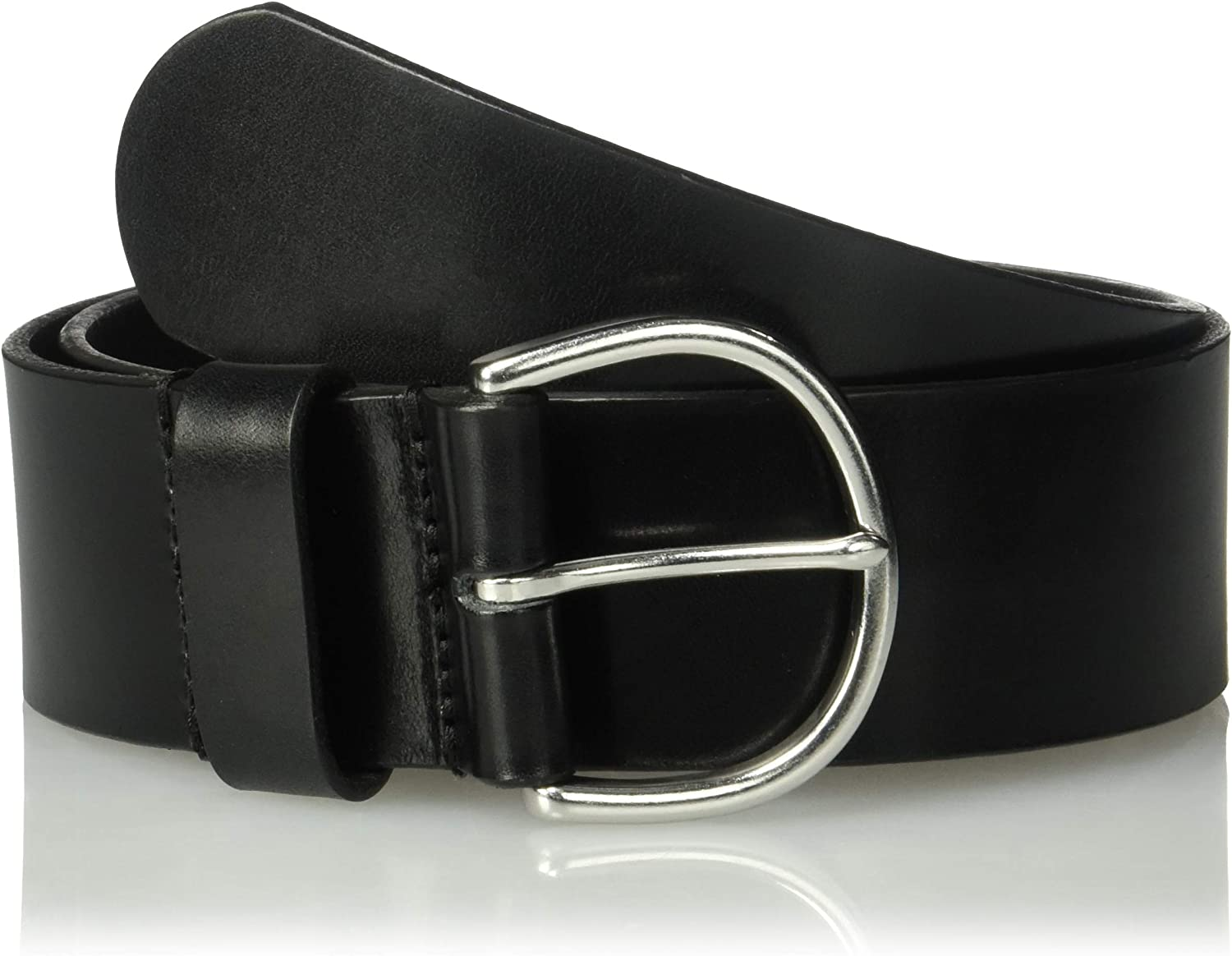 Circa Leathergoods womens Circa Women's Refined Smooth Leather Belt Belt