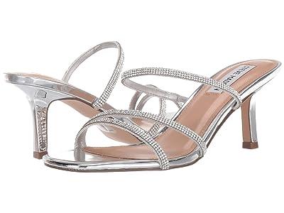 Steve Madden Loft-R Heeled Sandal (Rhinestone) Women