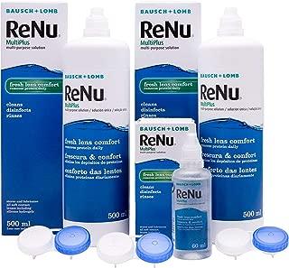 BAUSCH + LOMB - Renu® MultiPlus Solución de Mantenimiento