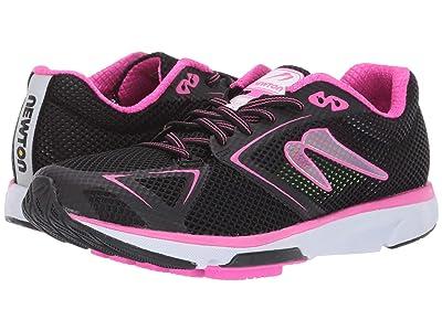 Newton Running Distance 8 (Black/Fuchsia) Women