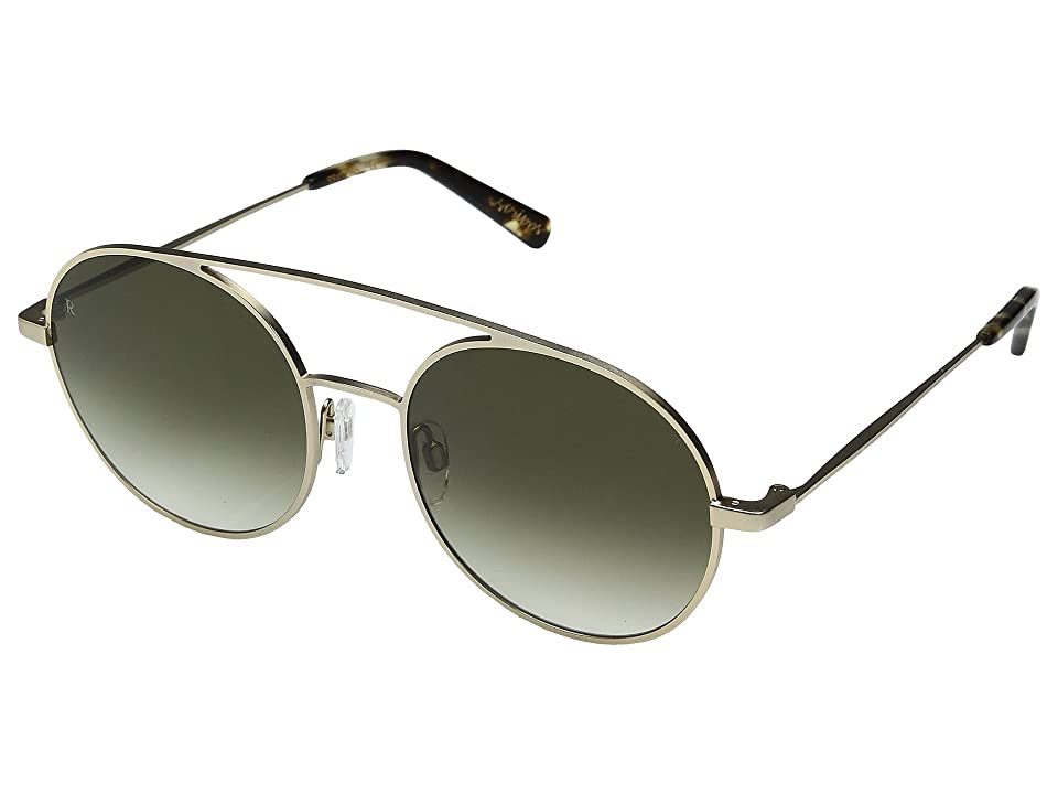 RAEN Optics Scripps (Japanese Gold/Brindle Tortoise) Athletic Performance Sport Sunglasses