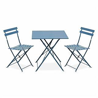 Amazon.fr : Table Metal Jardin : Jardin
