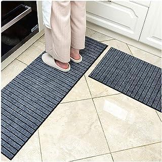 Küchenläufer Teppichläufer Waschbar Läufer Küchenteppich Küche Modern 40*120cm