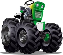 Ultimate tractor simulator games for kids: Farm vehicle pulling app