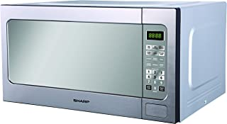 Sharp 62 Liters Solo Microwave, Silver - R-562CT