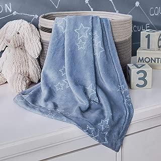 Printed Baby Blanket Coral Fleece, 30x40