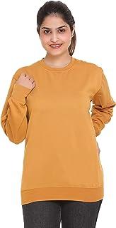 69GAL Women's Fleece Round Neck Sweatshirt