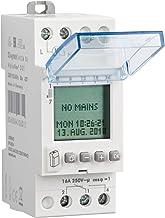 Interruptor horario programable 230 V, 50 Hz Legrand 003752 Microrex T31