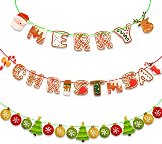 Best christmas bunting material Reviews