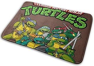 Teenage Mutant Ninja Turtles Welcome Door Mat Indoor Outdoor Entrance Rug Floor Mats