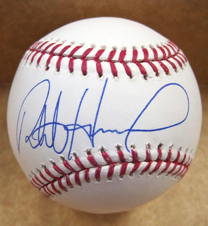 Signed Roberto Hernandez Baseball  White Sox M l W coa  Autographed Baseballs