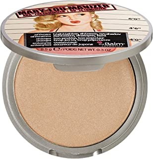 theBalm Mary-Lou Manizer Highlighter Shadow and Shimmer Face Powder - Brown, 0.3 oz.