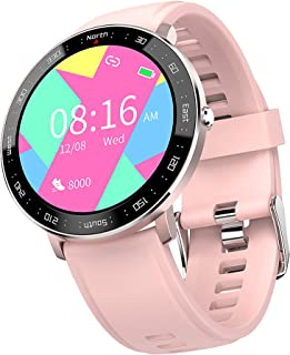 Smart Watch Fitness Tracker for Women Men, Waterproof Activity Tracker Watches with Heart Rate...