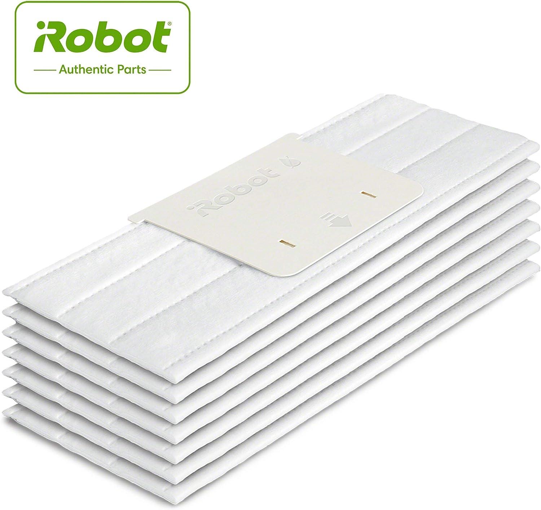 Noblik 12 Pezzi di Accessori per La Pulizia del Panno per Braava Jet M6 Robot Mop Aspirapolvere per La Pulizia del Panno