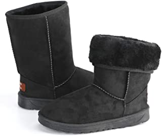 Boots for Women Snow Winter, Women Ladies Snow Boots...