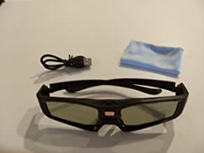 Model N Glasses Compatible with All Nvidia 3D Vision 1 and 3D Vision 2 IR emitters and Glasses