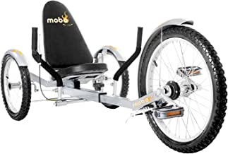 Mobo Triton Pro Adult Tricycle for Men & Women. Beach Cruiser Trike. Pedal 3-Wheel Bike