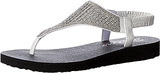 Skechers MEDITATION - ROCK CROWN womens Flat Sandal
