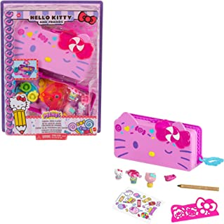 Sanrio Hello Kitty & Friends Candy Carnival Pencil Box Playset GVC39