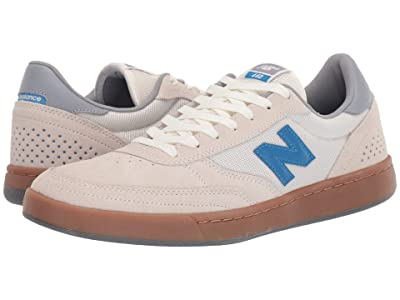 New Balance Numeric NM440 (Sea Salt/Blue) Skate Shoes