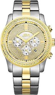 JBW Men's Vanquish J6337A Chronograph Diamond Watch