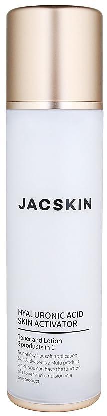 茎少ない茎【正規販売代理店】JACSKIN(ジャックスキン)ヒアルロン酸スキンアクティベーター