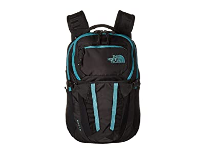 The North Face Recon (TNF Black/Storm Blue) Backpack Bags