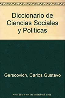Diccionario de Ciencias Sociales y Politicas (Spanish Edition)