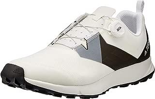 adidas Australia Men's Terrex Two Boa Trail Running Shoes, Core Black/Grey/Footwear White