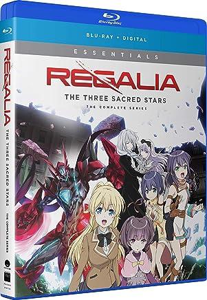レガリア The Three Sacred Stars コンプリートブルーレイ [Blu-ray リージョンA](輸入版)