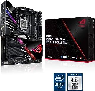 ASUS ROG Maximus XII Extreme gamingowa płyta główna, gniazdo 1200 (EATX, Intel Z490, DDR4 4700, USB 3.2 Gen 2, On-Board Wi...