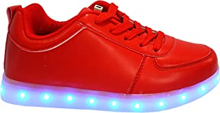 Transformania Toys Galaxy LED Shoes Light Up USB Charging Low Top Sneakers