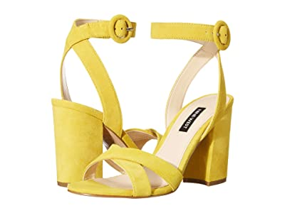 Nine West Nikki (Yellow) Women