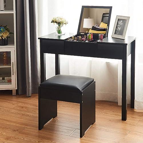 Modern Bathroom Vanity Table Amazon Com