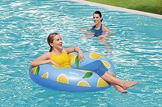 Bestway, Scentsational Lemon Swim Ring 1.19m 26-36229