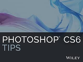 Photoshop CS6 Tips
