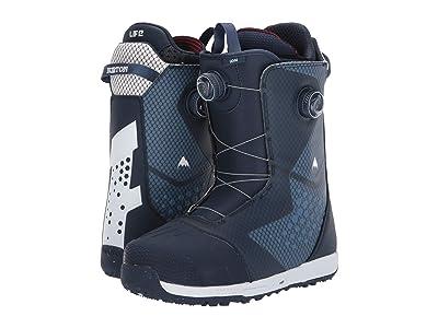 Burton Ion Boa(r) Snowboard Boot (Blues) Men