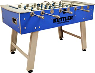 weatherproof table football