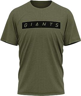 Vodafone Giants Esports - Camiseta Unisex, L, Verde/Negro Militar