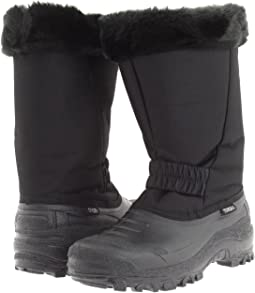 Womens winter boots extra wide calf