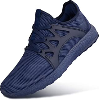 MARSVOVO Womens Sneakers Lightweight Casual Walking Shoes Gym Breathable Mesh Sports Shoes