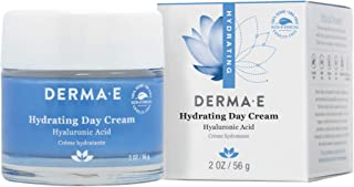 DERMA-E Hydrating Day Cream with Hyaluronic Acid 2 Ounce