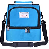 Mayetori Insulated Lunch Box Cooler Tote Bag